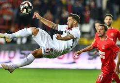Gazişehir Gaziantep - Ümraniyespor: 0-0