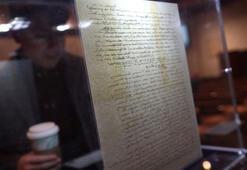 Albert Einsteinın Tanrı mektubu 2,9 milyon dolara satıldı