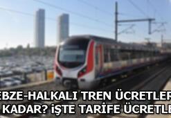 Gebze - Halkalı banliyö treni hangi duraklardan geçiyor