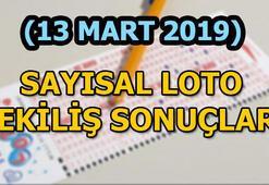 Sayısal Loto sonuçları belli oldu (13 Mart MPİ Sayısal Loto çekilişi sonuç sorgulama)