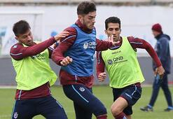 Trabzonsporda Erzurumspor hazırlıkları