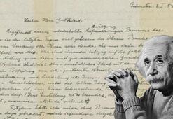 Einsteinın Tanrı mektubu 2.9 milyon dolara satıldı