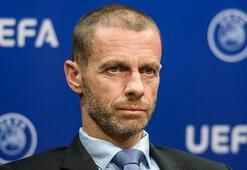 UEFA Başkanı Ceferin seçimde tek aday