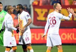Yenilenmiş Galatasarayın rakibi Alanyaspor