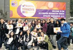 Marmara Koleji, ABD yolcusu