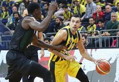 Fenerbahçe Beko: 89 -  Adatıp Sakarya: 64