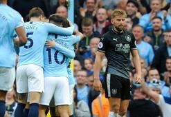 Manchester City ezdi geçti