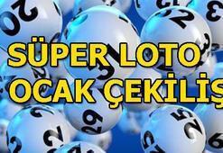Süper Loto sonuçları açıklandı 3 Ocak 2019 Süper Loto çekiliş sonuçları