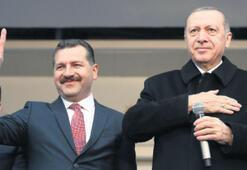 Erdoğan'dan Yılmaz'a destek
