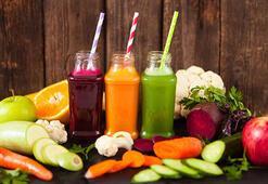 Bağışıklık sistemini anında güçlendiren 8 meyve-sebze karışımı