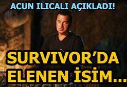 Survivorda kim elendi 13 Mart Survivorda bu akşam elenen isim...