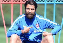 Trabzonsporda son dakika Olcay Şahan...