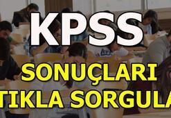 KPSS ortaöğretim (lise) sınav sonuçları ve soru-cevapları yayınlandı 2018 KPSS sonuç sorgula