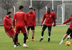 Sivasspor çift kale maçla hazırlandı