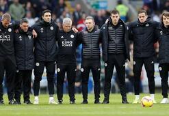 Leicester City maça özel forma ile çıkacak