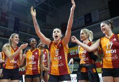 Galatasaray, 4lü final turuna yükseldi