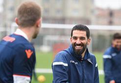 Medipol Başakşehirde Kayserispor maçı hazırlıkları