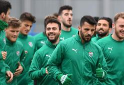 Bursasporda Galatasaray hazırlıkları sürüyor