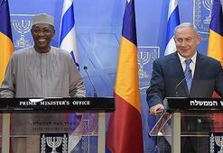 İsrail Çad'a silah desteğinde bulundu