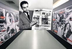 Abdi  İpekçi Sergisi TGC Basın Müzesi'nde