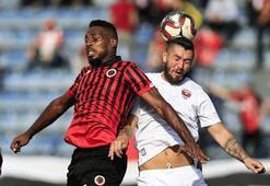 Gençlerbirliği: 0 - Adanaspor: 0