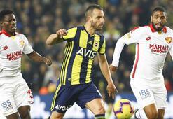 Fenerbahçe - Göztepe: 2-0 (İşte maçın özeti)