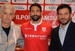 Aytaç Sulu, Yılport Samsunspor'a imzayı attı