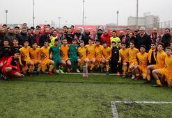 Osmanlıspor şampiyon oldu