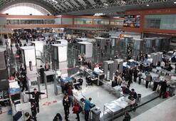 Sabiha Gökçenden yılbaşı tatilinde 455 bin yolcu