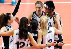 Fenerbahçe Opet - Karayolları: 3-0