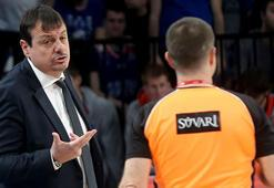 Ergin Ataman: Geriden gelmenin vermiş olduğu tempoyla maçı kazandık
