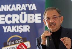 Mehmet Özhaseki: Üçüncü sefer aday, daha bir proje söylemedi