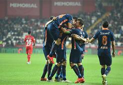 Başakşehirin konuğu Bursaspor