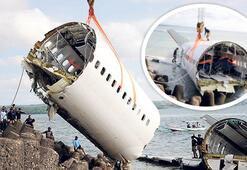 Endonezya'da uçak düştü: 189 ölü