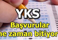 YKS son başvuru günü ne zaman 2019 YKS sınavı ne zaman yapılacak