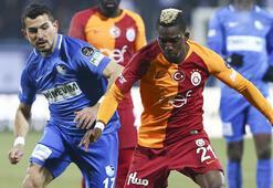 BB Erzurumspor - Galatasaray: 1-1 | İşte maçın özeti