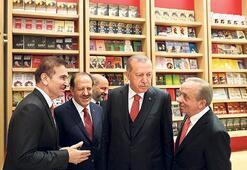 İstanbul Havalimanı'nda 29 Ekim Resepsiyonu