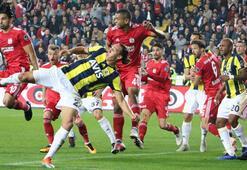 Demir Grup Sivasspor - Fenerbahçe: 0-0