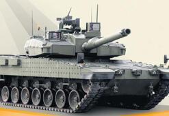Altay tankı imzaya kaldı