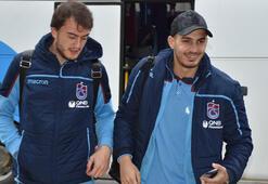 Trabzonspor kupa maçı için Balıkesire gitti