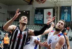 Beşiktaş Sompo Japan - Arel Üniversitesi Büyükçekmece Basketbol: 90-84