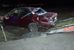 Alkollü sürücü dehşet saçtı 4 yaralı