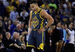 Stephen Currynin 41 sayısı yetmedi