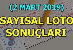 Sayısal Loto çekiliş sonuçları Bilet sorgula (2 Mart 2019)