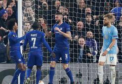 Chelsea sürprize izin vermedi
