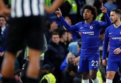 Chelsea - Newcastle United: 2-1