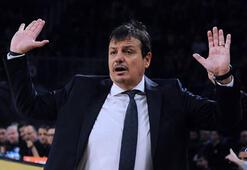 Ergin Ataman: İyi savunma yaptık