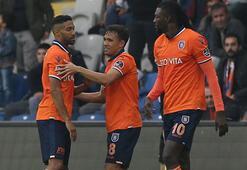 Medipol Başakşehir - Kayserispor: 1-0