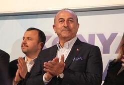 Bakan Çavuşoğlu: Cumhur İttifakı devletin ve milletin bekasıdır