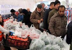 Vatandaşlar halk pazarı yerine tanzimi seçti